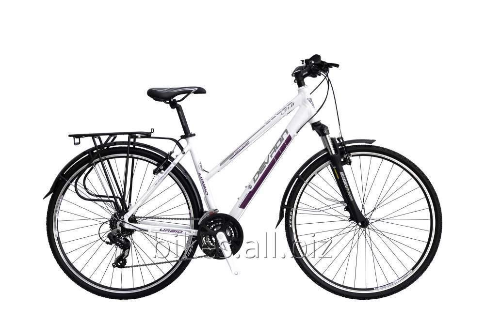 Bicicleta URBIO LT1.8 IVORY WHITE