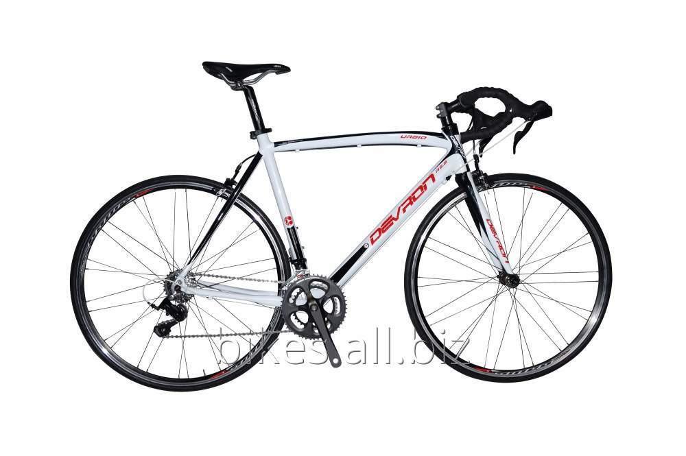 Bicicleta URBIO R2.8 WHITE FURY