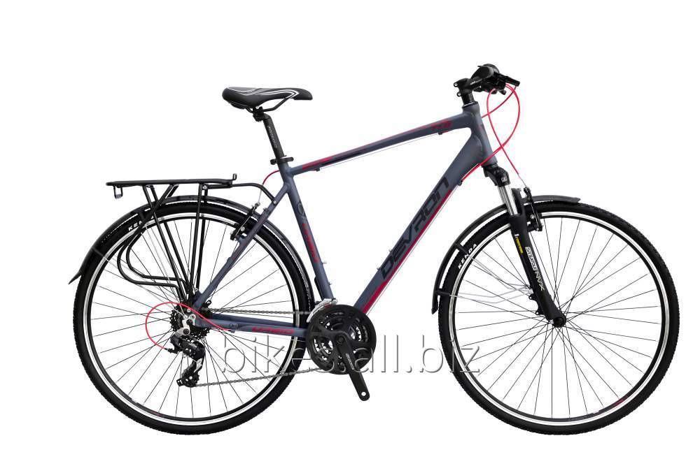 Bicicleta URBIO T1.8 FAST GREY