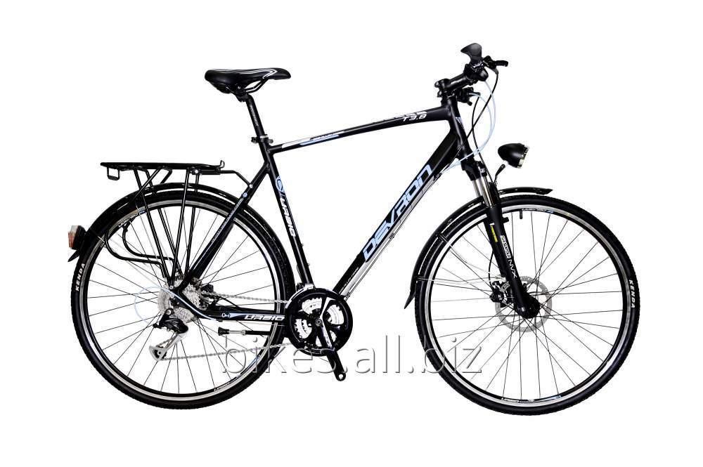 Bicicleta URBIO T3.8 NEON BLACK