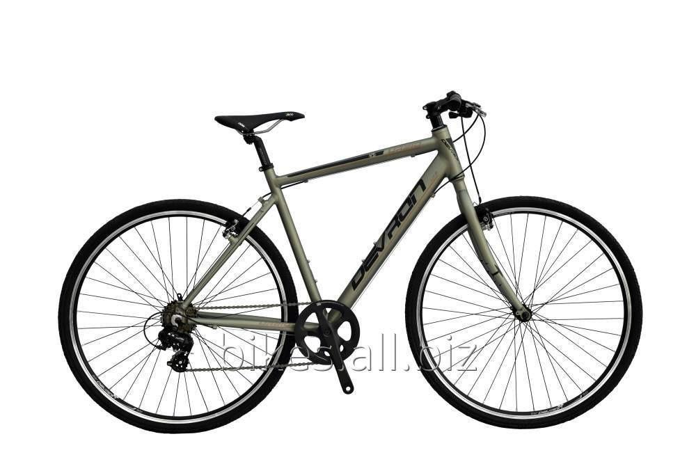 Bicicleta URBIO U1.8 STORMY GREY