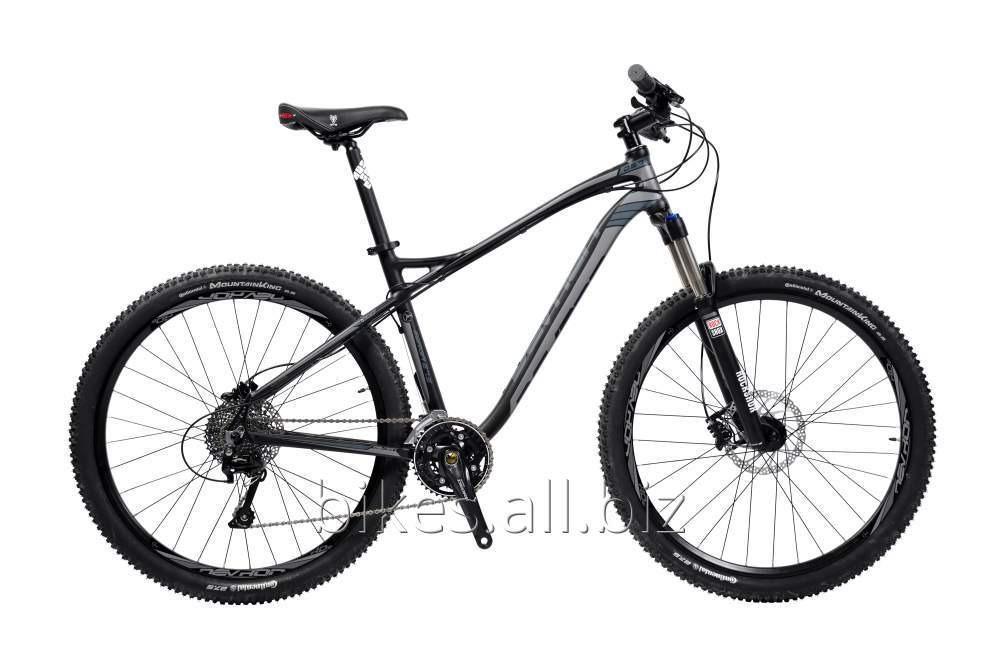 Bicicleta ZERGA D5.7 MAGIC BLACK