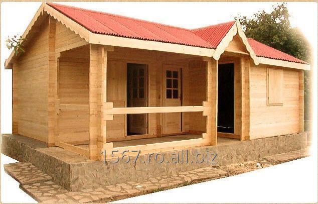 cumpără Cabana din lemn 0004