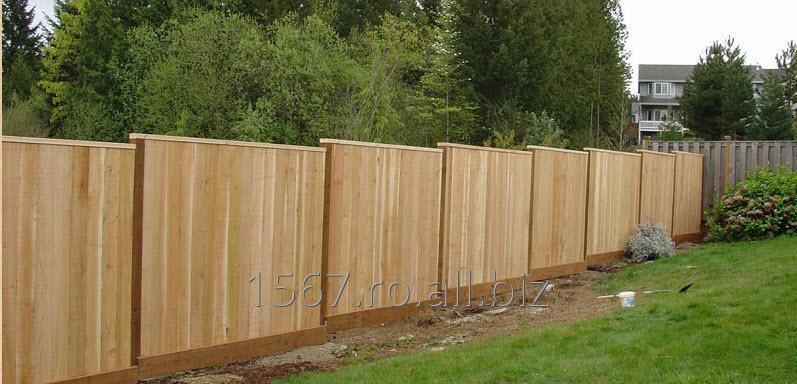 cumpără Gard de lemn 0005