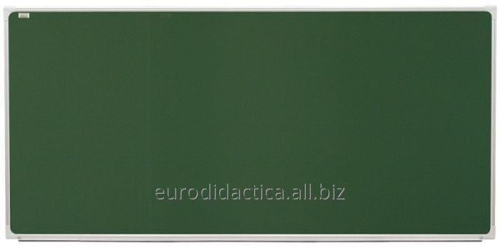 TABLA SCOLARA MONOBLOC VERDE 2000X1200 MM