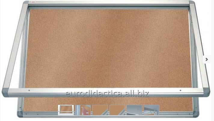 AVIZIER SECURIZAT ORIZONTAL(PLUTA) 1200X900
