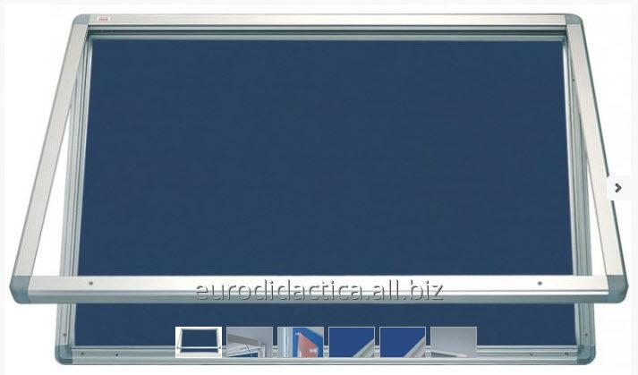 AVIZIER SECURIZAT ORIZONTAL (MATERIAL TEXTIL)1200x1000