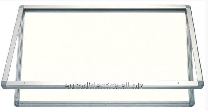 AVIZIER SECURIZAT ORIZONTAL(METALO-CERAMIC) 1200X900