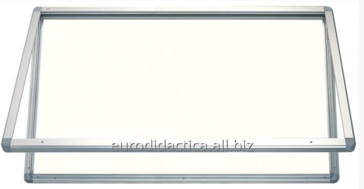 AVIZIER SECURIZAT ORIZONTAL(METALO-CERAMIC) 1500X1000