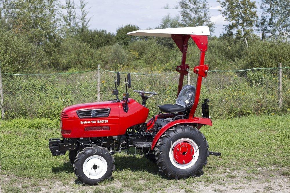 cumpără Tractoare noi Ecotrac 16-20-45 CP,4x4,fabricatie 2016