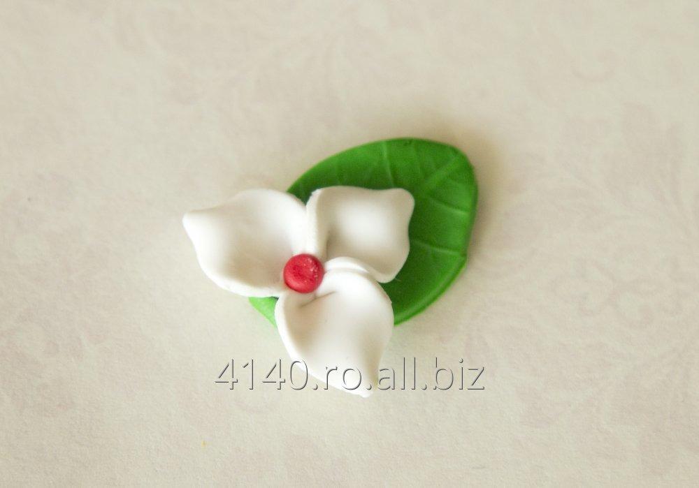 cumpără Martisor Brosa Handmade Fimo Floare