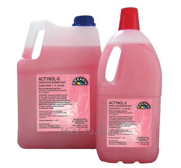 cumpără Sapun lichid dezinfectant grupa principala