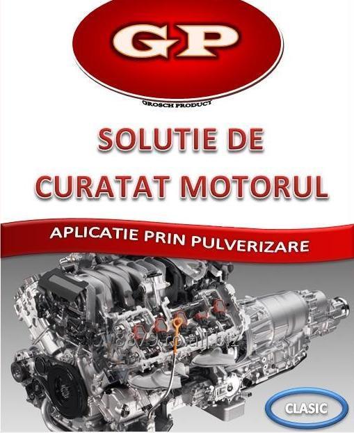 cumpără Solutie Curatat Motor 0.5L