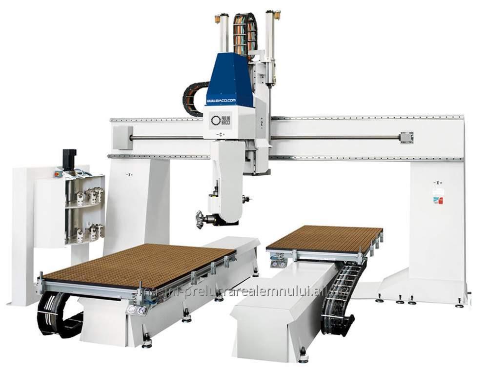 cumpără CNC BACCI 5 / 12 axe MASTER.3600