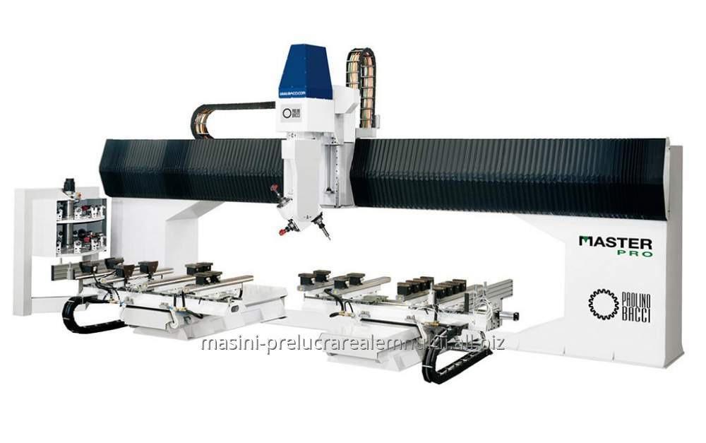 cumpără CNC BACCI 5 / 12 axe MASTER.5400