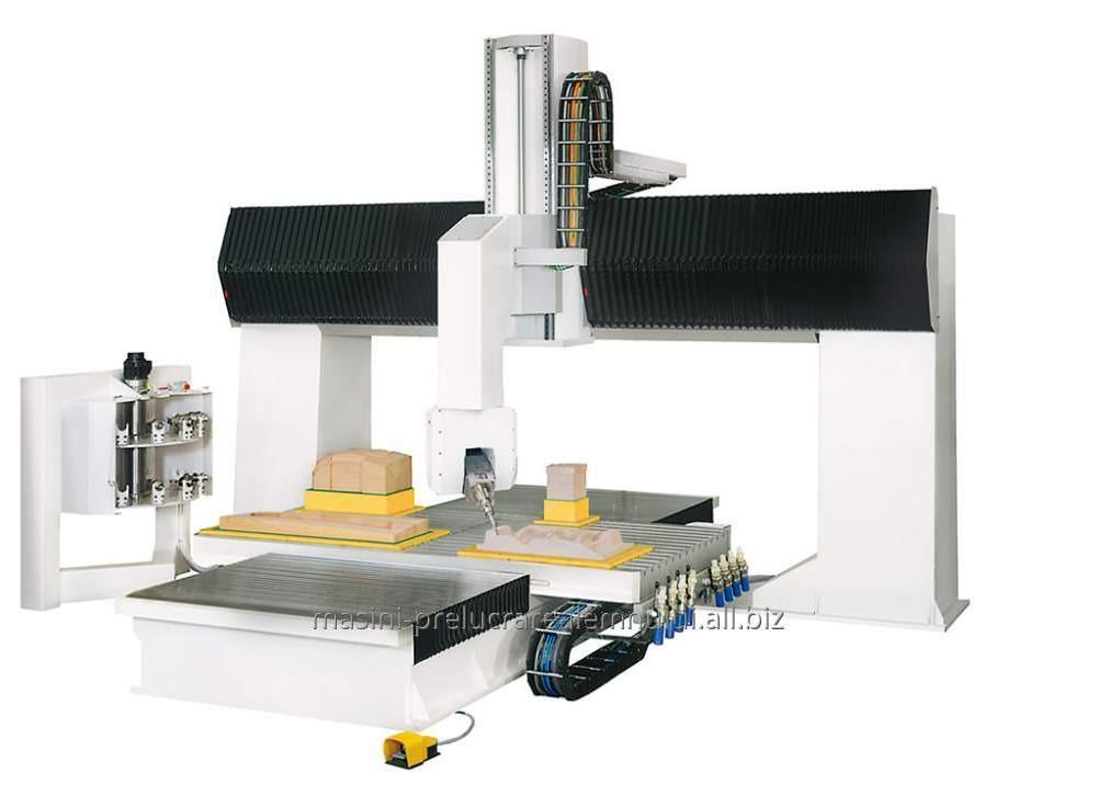 cumpără CNC BACCI 5 / 12 axe Master.Advanced
