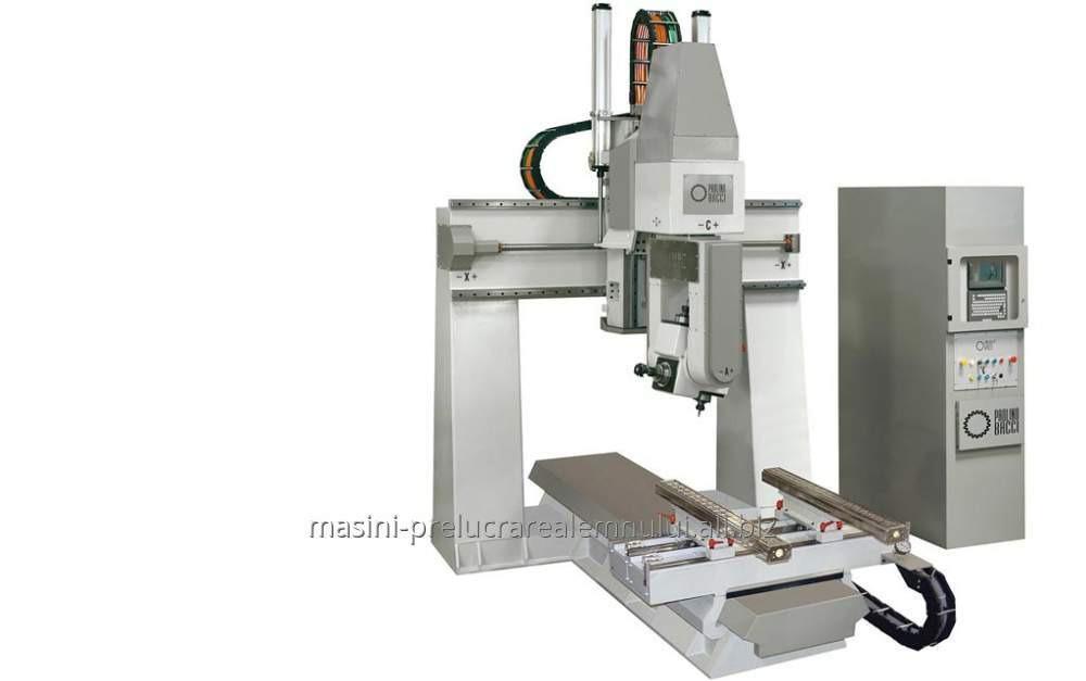 cumpără CNC BACCI 5 / 12 axe SHARP