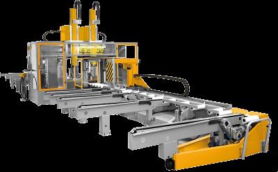 cumpără Utilaj CNC pentru prelucrare grinzi Techno PF