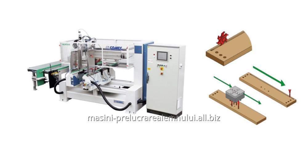 cumpără CNC Comec Group pentru elemente sertare mobilier FRONTAL CN