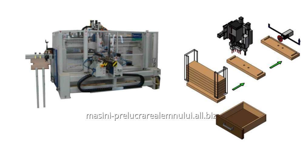 cumpără CNC Comec Group pentru fete de sertare FRONTAL CN 2S 1500