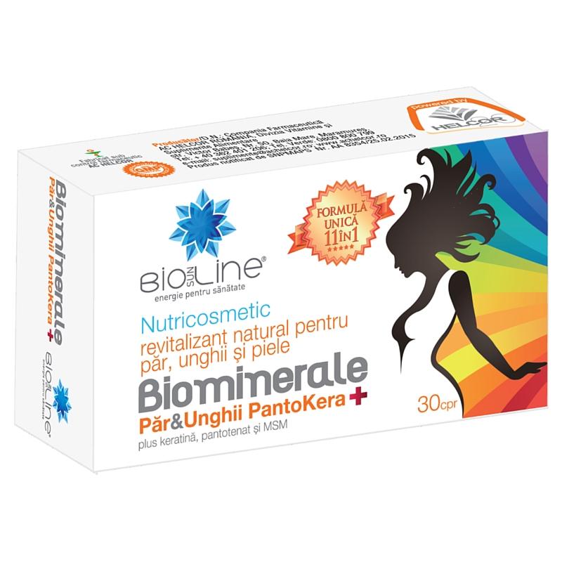 cumpără Biominerale VITAMINE PANTOKERA+