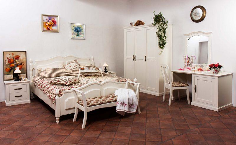 Garnitura Milano pentru dormitoare