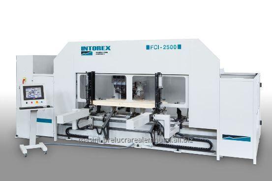 cumpără CNC Intorex FCI-2500 pentru prelucrare elemente mobilier