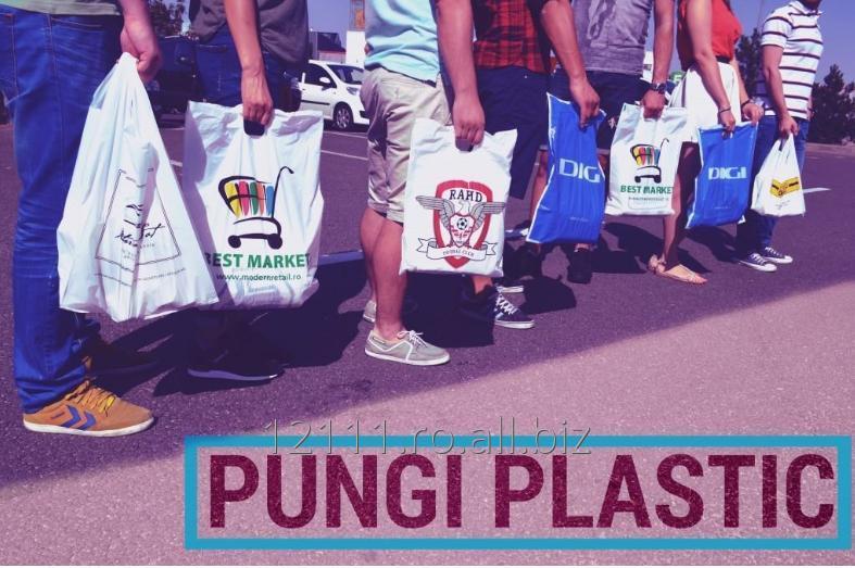 cumpără Pungi plastic
