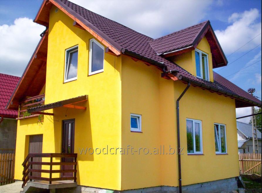 cumpără Casa de lemn