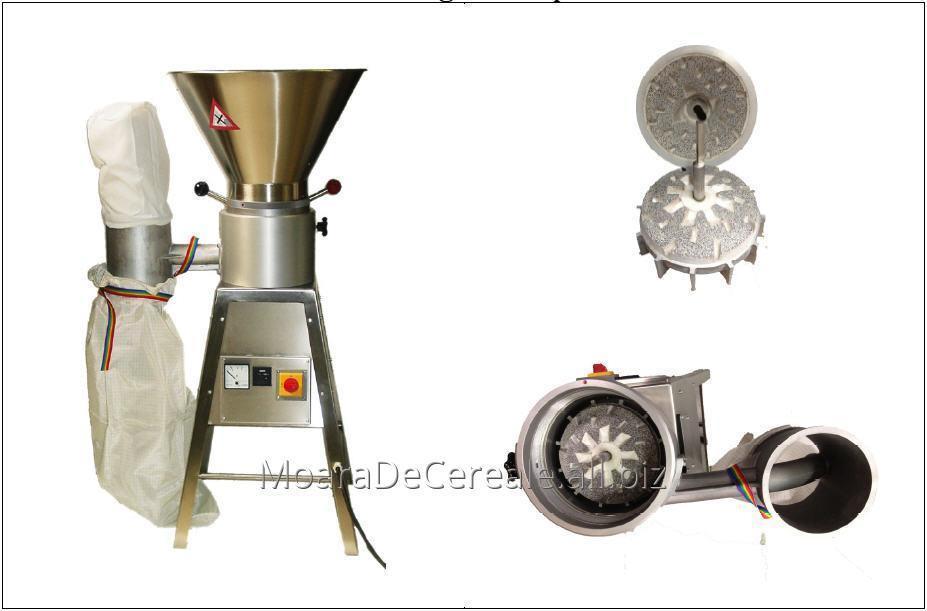cumpără Moara cu pietre SAMAP PI 220/380/4 si PI E 380/4