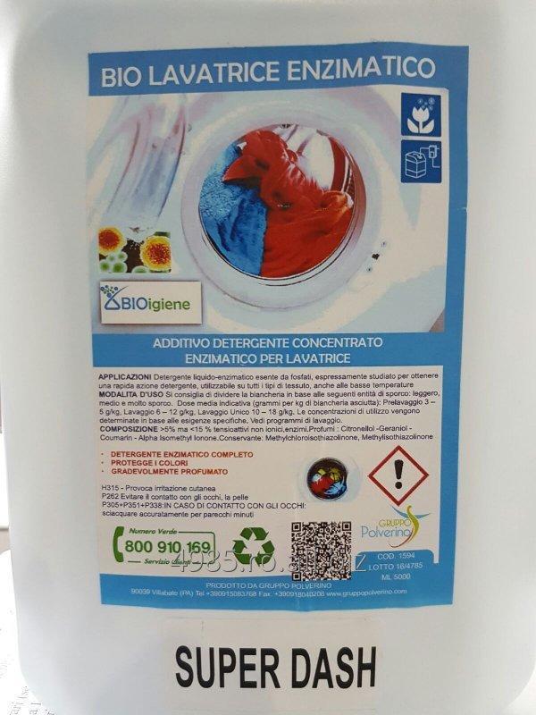 Detergent varsat super concentrat