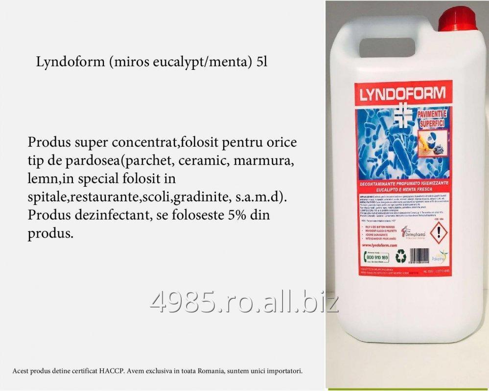 Lyndoform (eucalypt/menta) 5l