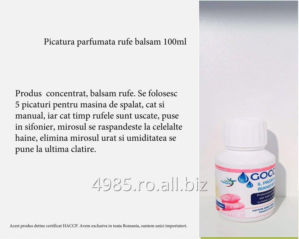 Picatura parfumata haine(balsam) 100ml
