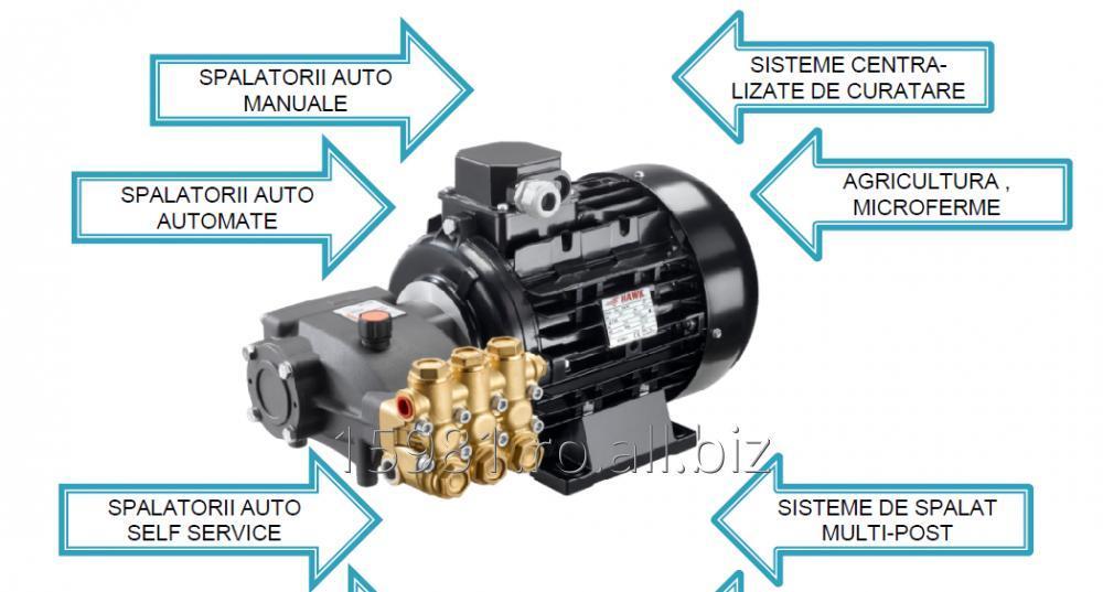 cumpără POMPE PROFESIONALE DE INALTA PRESIUNE 380 V – 1500 Rot / min