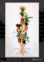 Suport de flori tip spirala