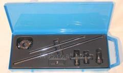 Trusa pentru ghidarea capului tortei/pistoletului de plasma (liniar dupa sablon + circular)