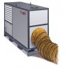 Generator mobil de aer cald, ventilatie tip HM