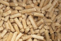 Pine Din Plus Wood Pellet