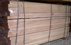 KD Unedged and Edged Beech Lumber