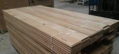 FAS Grade White Oak kiln dry boards from Europe
