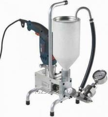 Pompa electrica cu piston Jumper 2 pentru injectat rasina