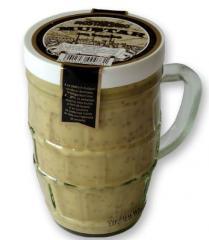 Mustardino cu Boabe 250g