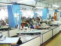 Fabrica de tricotaje / Atelier de creatie si mostrare