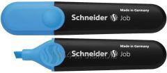 Textmarker SCHNEIDER Job, varf tesit 1-5mm - albastru
