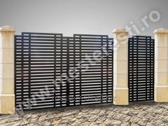 Porti Metalice - executam porti la comanda - 20% Reducere