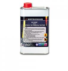 Solvent for alkidny EMEX paints