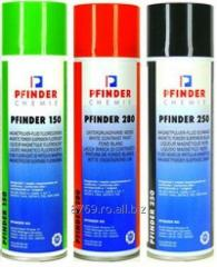 Pulberi magnetice PFINDER1 uz industrial examinari nedistructive