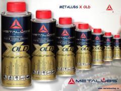 Metalubs X Old