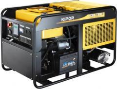 Generatoare de uz general Diesel monofazate sau