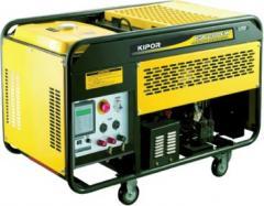 Generatoare pentru sudare pe benzinã diametru